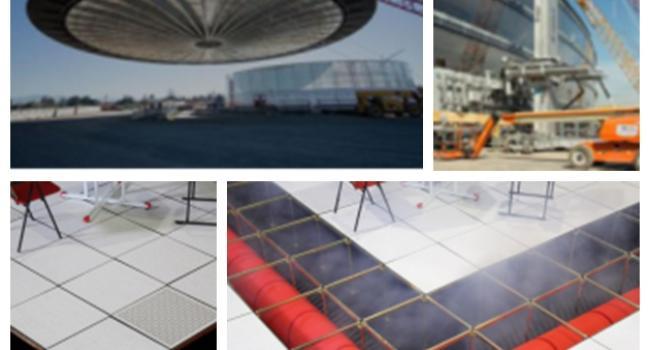 纤维织物风管在装配式建筑应用优势