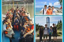 杜肯2017企业文化之旅马来西亚沙巴
